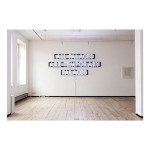 All Palaces med indoor outdoor 150x150 Robert Montgomery <!  Light Poems  >