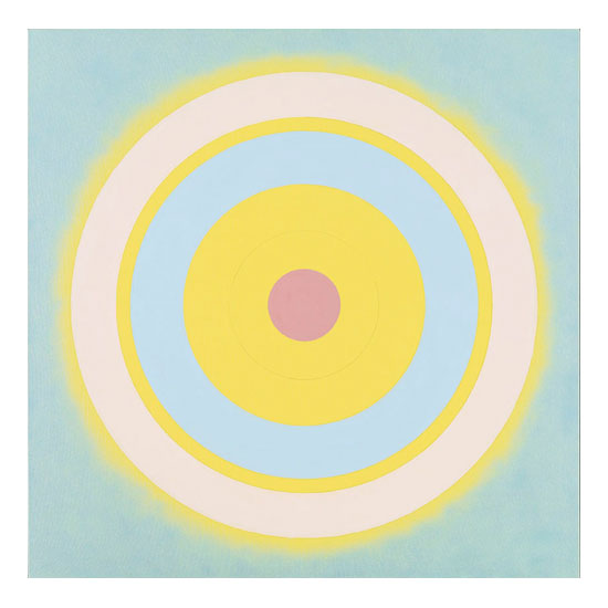 noland mysteries glow60x602001 Kenneth Noland