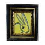 3597 untitled CS1100 2013 oil on wood 10by8 unframe 16by14 frame 150x150 Hunt Slonem <!  (Old) Bunnies [do not use]  >