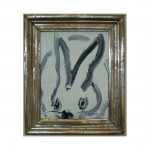 3604 untitled CS1112 2013 oil on wood 10by8 unframe 12.5by10.5 frame 150x150 Hunt Slonem <!  (Old) Bunnies [do not use]  >