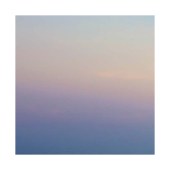 Evening Encinitas 48x48 Miya Ando <!  Dyed Aluminum  >