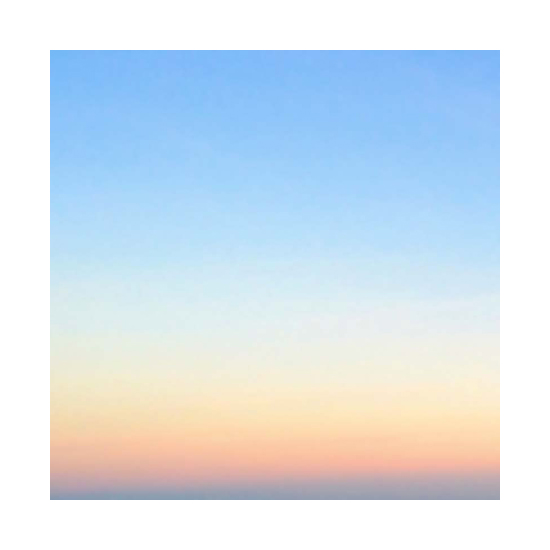Evening San Diego 48x48 Miya Ando <!  Dyed Aluminum  >