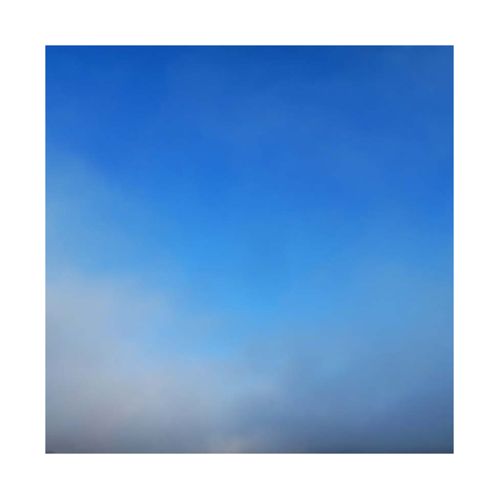 Evening montecito 36x36 Miya Ando <!  Dyed Aluminum  >