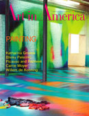 Art In America – James Verbicky 2011