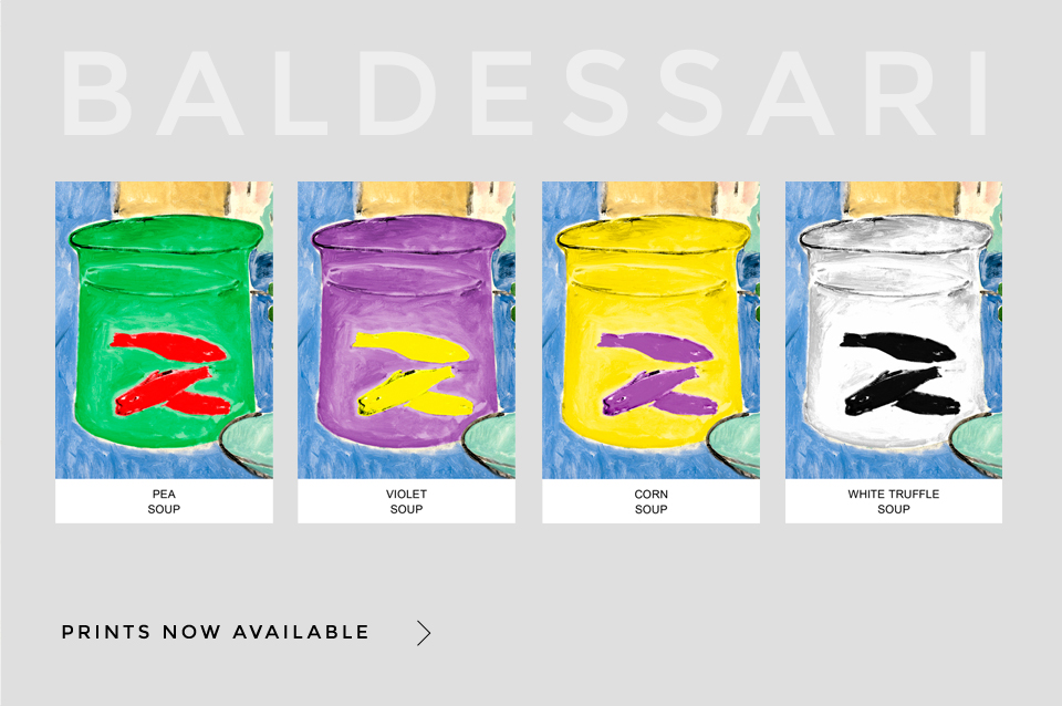 Baldessari Home Page