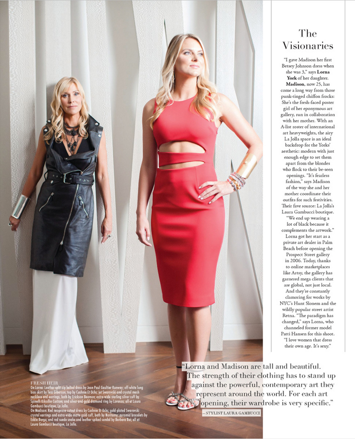 riviera pg2 Riviera Magazine Women Of Style riviera magazine recent press press