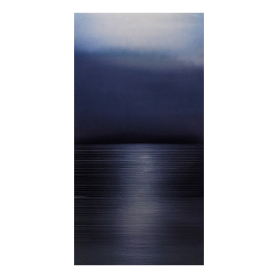 Shizen Nature Blue 80.5 x 41.75 Miya Ando