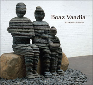 monograph thumb 326x299 Boaz Vaadia: Sculpture 1971   2012 recent press boaz vaadia press