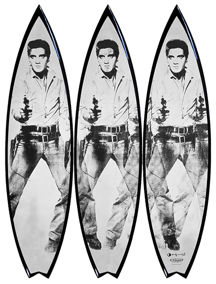 triple elvis full Andy Warhol <!  Triple Elvis  > shop andy warhol tim bessell
