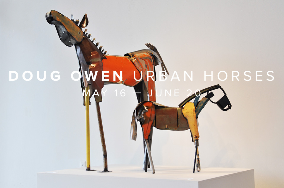 Doug Owen Urban Horses hp1