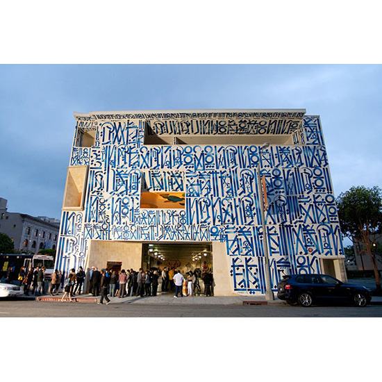 retna pasadena museum of california artists Retna <!  Installations  >