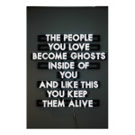 People You Love 150x150 Robert Montgomery <!  Light Poems  >