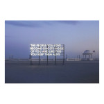 The People You Love large outdoor1 150x150 Robert Montgomery<!  Prints  >