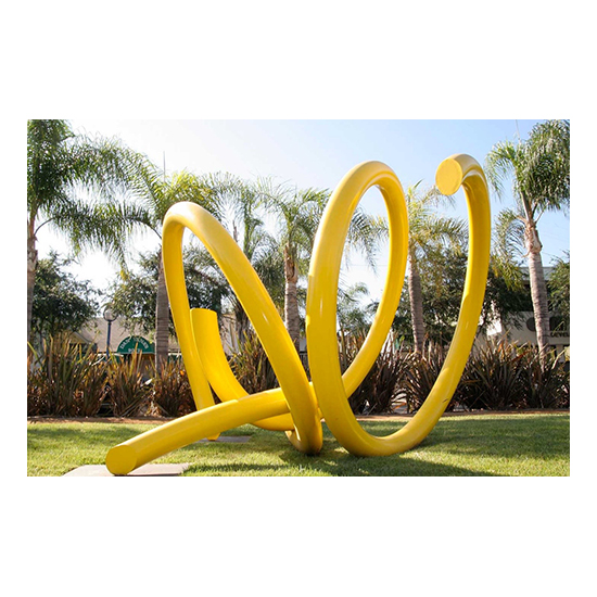 Squeeze Palm Springs CA John Clement <!  Installations  >