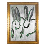 Untitled CHL2319 28 x 20 150x150 Hunt Slonem <!  Bunnies  >