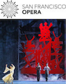 RETNA at the San Francisco Opera