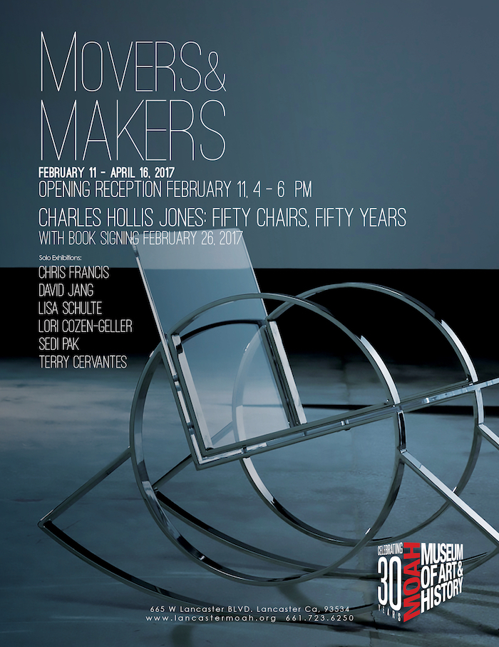Movers Makers Press Movers and Makers   Lori Cozen Geller, 2017 recent press press lori cozen geller press gallery