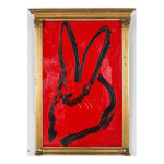 Untitled EL00537 17.5 x 11 inches 150x150 Hunt Slonem <!  Bunnies  >