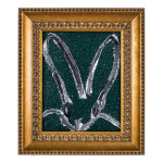 Untitled EL00647 10 x 8 inches 150x150 Hunt Slonem <!  Bunnies  >
