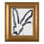 Untitled EL00655 10 x 8 inches 150x150 Hunt Slonem <!  Bunnies  >