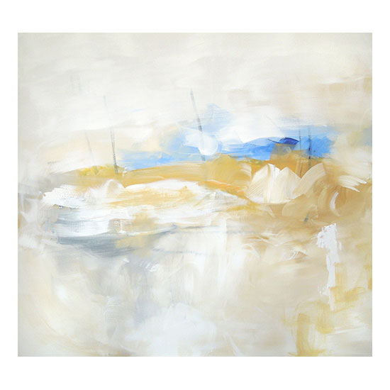 2. Playa 84 x 90 inches Kathy Buist<!  Selected Works  >