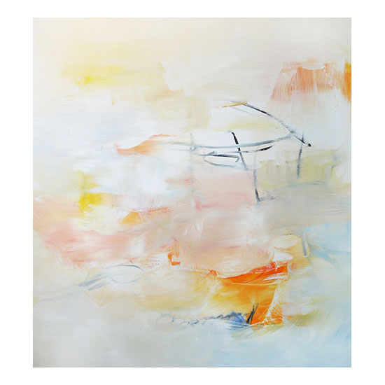 3. Aria 90x82 Kathy Buist<!  Selected Works  >
