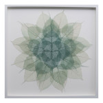 3. Green Mini Meditation Mandala 21 x 21 150x150 Miya Ando <!  Mandala Series  >