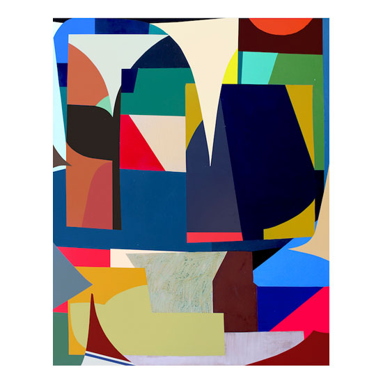 Kite 55 x 42 William LaChance<!  Selected Works  >