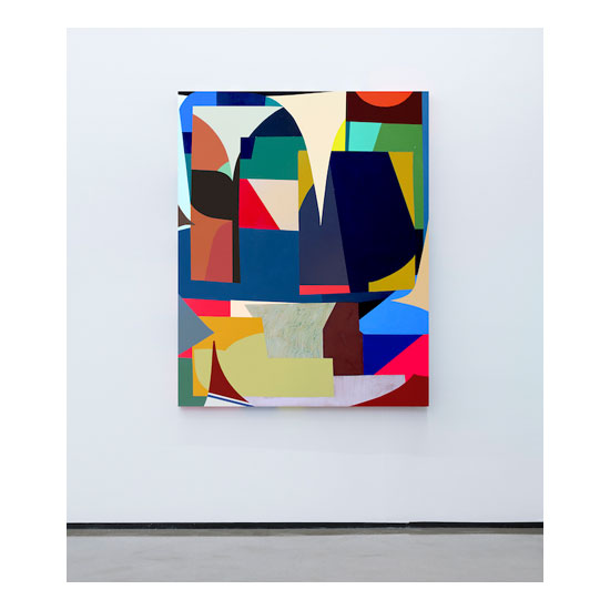 Kite Wall 55 x 42 William LaChance<!  Selected Works  >