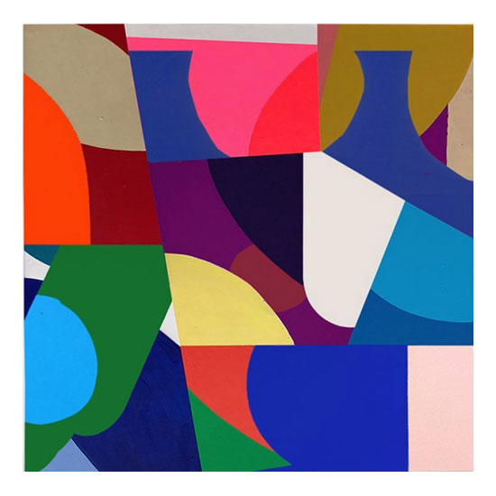 In The Sun 70 x 72 William LaChance<!  Selected Works  >