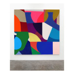 In The Sun Wall 70 x 72 150x150 William LaChance<!  Selected Works  >