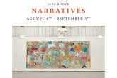 "Jane Booth ""Narratives"""