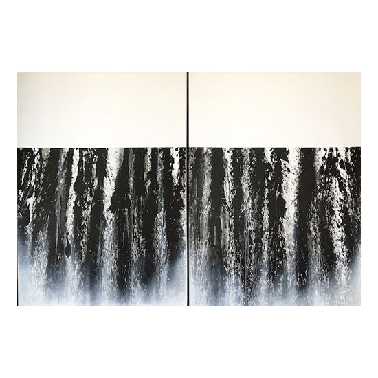 3. Expansion Diptych 87x 63 Mareo Rodriguez <!  Expansion  >
